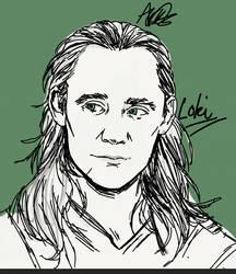Loki Of Asgard by AbiJ05