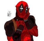 Deadpool by AbiJ05