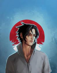 HBD Sasuke
