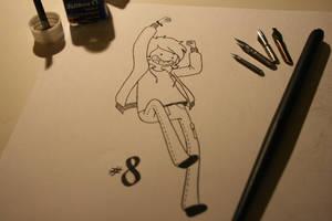 INKtober #8
