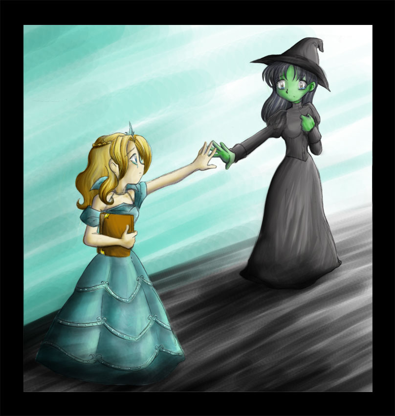 WICKED: For Good by Lil-R-Mena