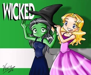 Just Wicked by Lil-R-Mena
