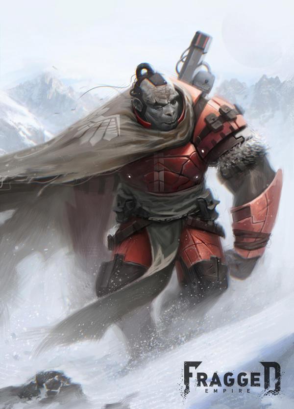 Maximus - Legion by Fragged-Empire