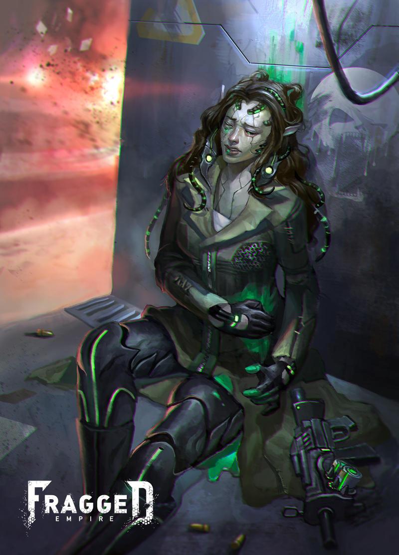 Fragged Empire Nephilim Gamma by Fragged-Empire