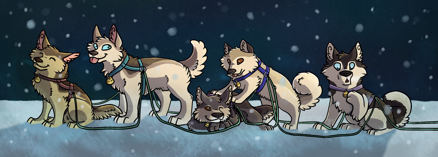 Dog Sled Saga Review