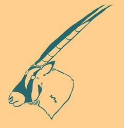 Oryx by BlaideBlack