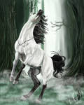 The White Mare of Mabon