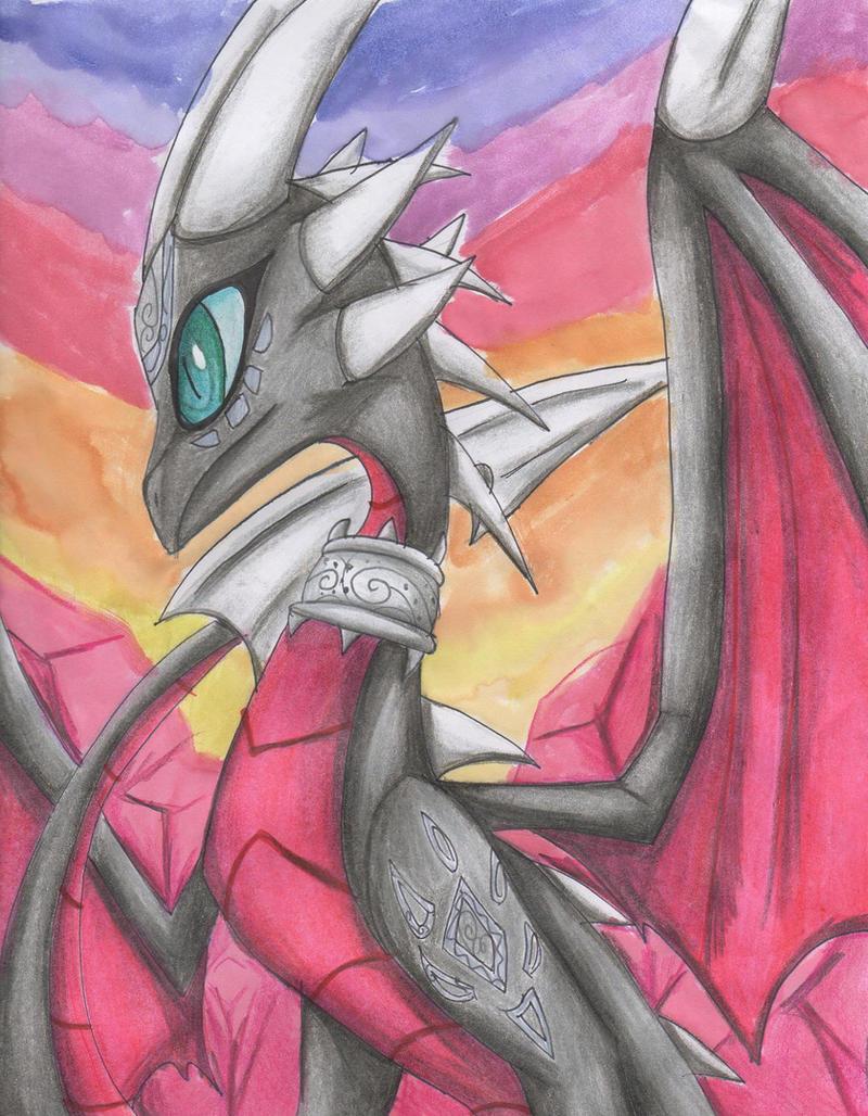 CYNDER Princess of Darkness by Bunnygirl51728