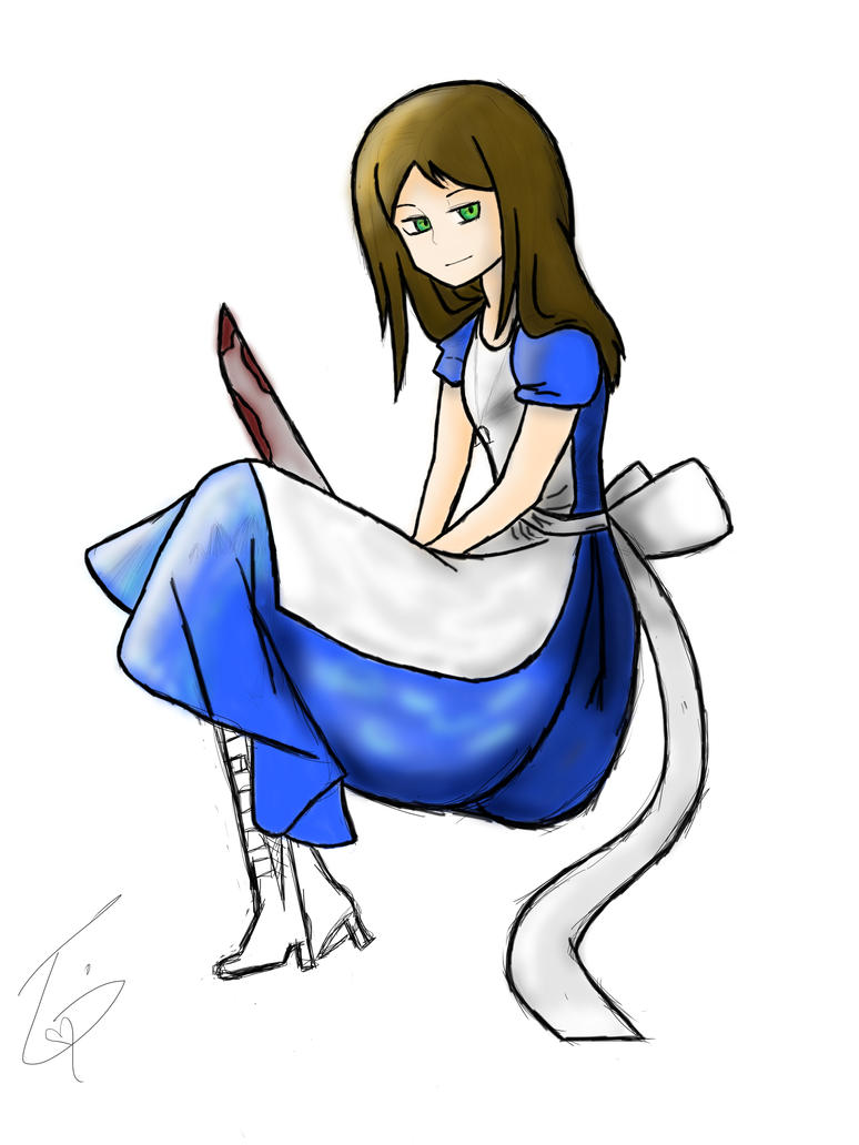 ALiceWIPColouring2 by TiaothiniaSprite