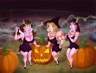 Princess of Prowess Halloween 2020 A