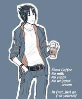 naruto: Bitter by TeaBeforeWar