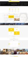 Website design for Cairo Plex by evidentart
