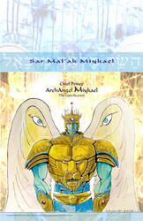 Arch-Angel Miykael - Lion
