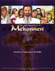 Mekonnen-Warriors of Light