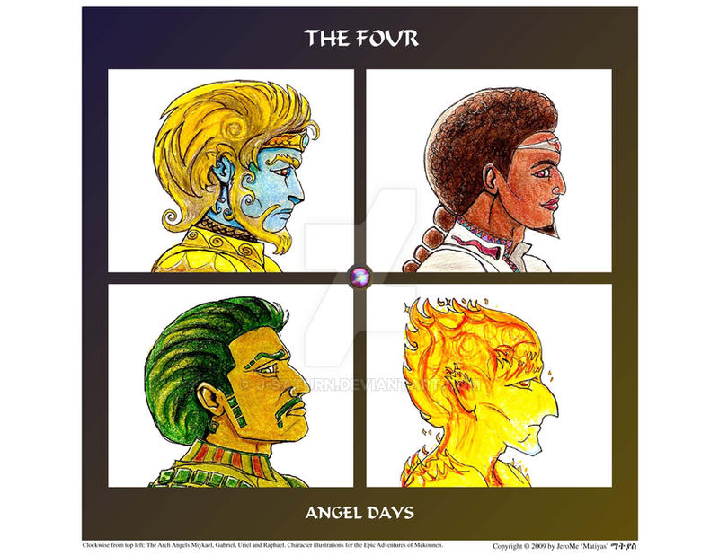 The Four - Angel Days