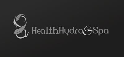 HealthHydro Logo by uberdiablo-pixels
