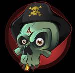 Pirate Omen Sculley