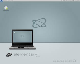 Elementary OS Branding Concept by uberdiablo-pixels