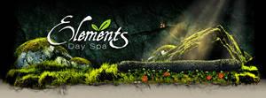 Elements Header by uberdiablo-pixels