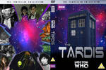 Tardis Collection DVD Cover