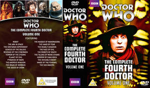 The Complete Fourth Doctor Volume One Boxset