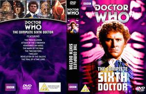 The Complete Sixth Doctor Boxset by Cotterill23