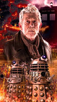 The War Doctor And The Daleks