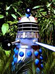 Dalek In Jungle by Cotterill23