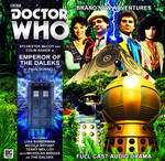 Emperor of the Daleks | Big Finish Cover