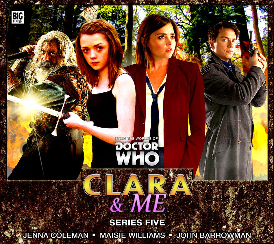Clara And Me | Series 5 by Cotterill23