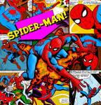 Marvel Colouring Calendar 2018 - Spider-Man