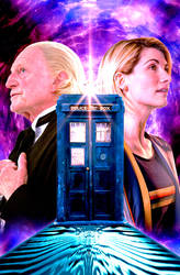 Fifty-Five Years In The TARDIS