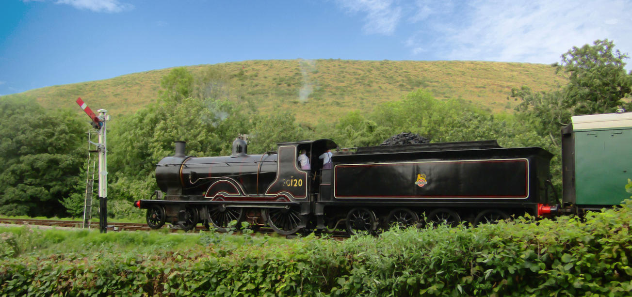 Tender Engine by Cotterill23