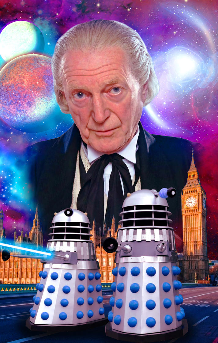 Adventures In Space And Time by Cotterill23