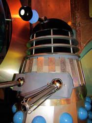 Black Dalek by Cotterill23