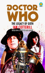 Doctor Who - Legacy Of Goth Cover by Cotterill23