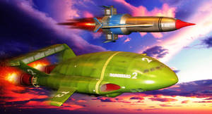 Thunderbirds One and Two