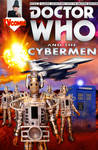 Dr Who and the Cybermen   Montage Comic Cover by Cotterill23