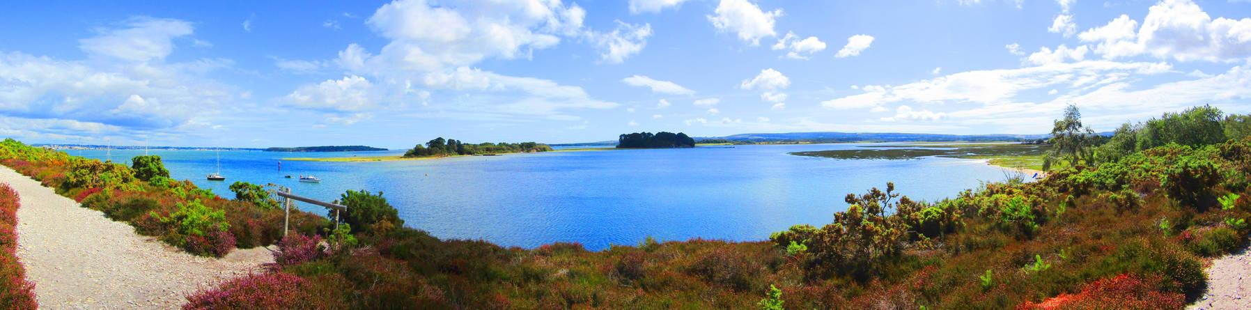 Dorset Island Panorama 2