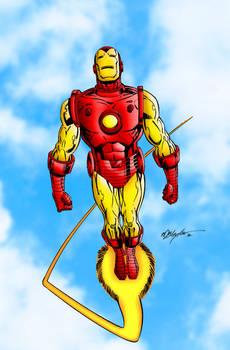 Iron Man   Colourised