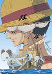 One Piece - Never Forget Color