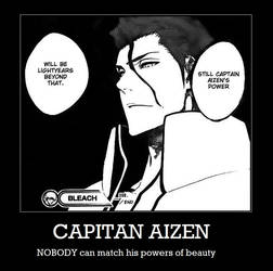 Truth : Bleach 1 Aizen by DRUNKENunicorn756