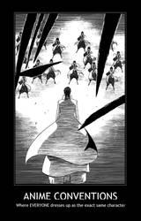 Truth : Bleach 4 Anime con. by DRUNKENunicorn756