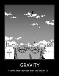 Truth : Bleach 5 Gravity by DRUNKENunicorn756