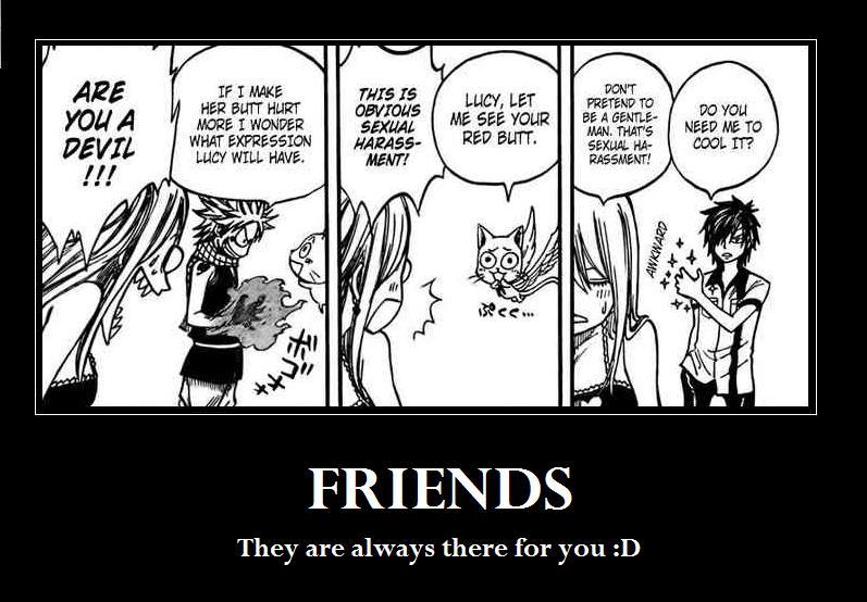 Truth : Fairy Tail 3 friends by DRUNKENunicorn756