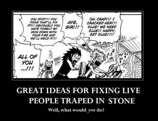 T : Fairy Tail 5 Fixin' it by DRUNKENunicorn756