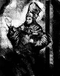 Priest by J-Mandrell