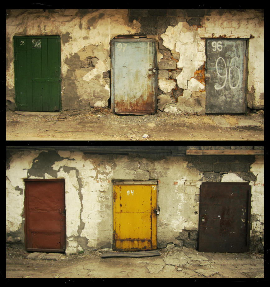 two x three doors by klopmaster ...  sc 1 st  klopmaster - DeviantArt & two x three doors by klopmaster on DeviantArt