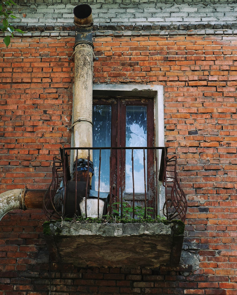old bricks 2 by klopmaster