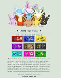 Codes favourites by PokeGirl151 on DeviantArt
